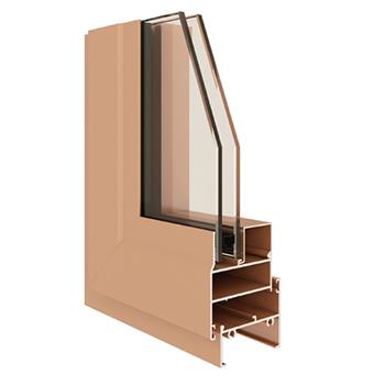 平开门窗系列型材