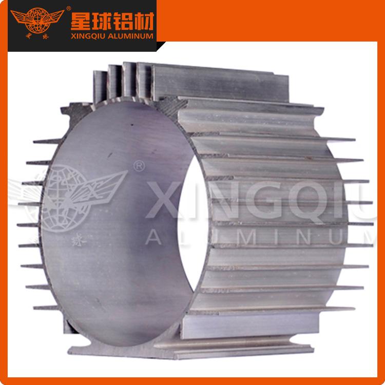 定制 多样式 铝型材散热器 工业铝型材 质量保证