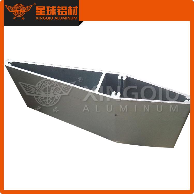 长期生产 新型遮阳棚雨棚铝型材 铝合金铝型材