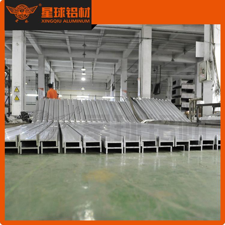 大量供应优质 工业铝型材 工字工业铝型材 建筑工业铝型材